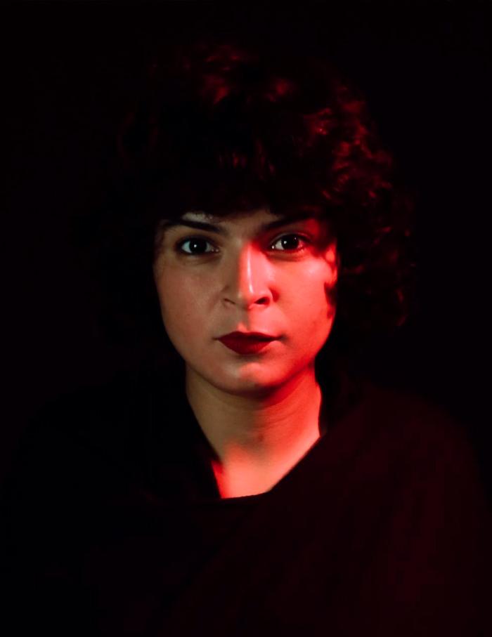 Inès Bouallou